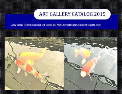 Art Gallery Catalog