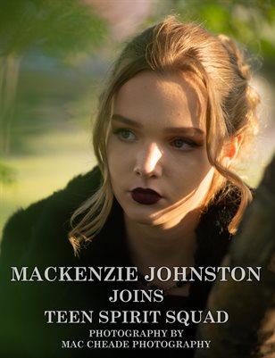 Mackenzie Johnston   Teen Spirit Squad