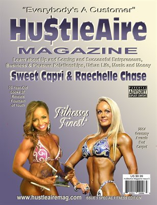 Hu$tleaire Magazine Issue 5 Fitness Edition
