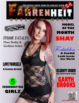 Fahrenheit USA Vol.1 Issue 1