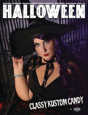 Halloween 2021 Vol.22 – Classy Kustom Candy Cover