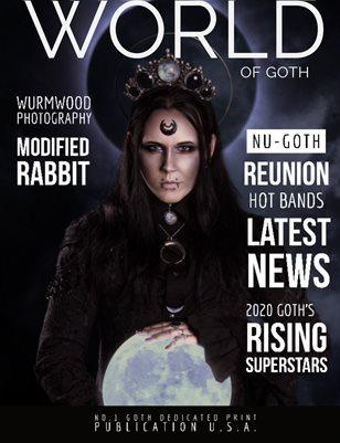 WORLD OF GOTH MAGAZINE SUMMER 2020