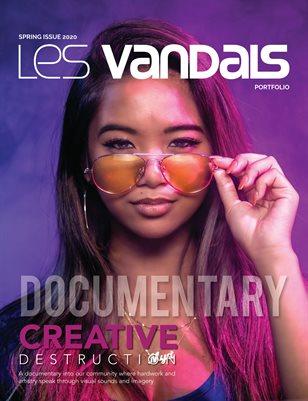 Les Vandals Spring Issue 2020 - Portfolio