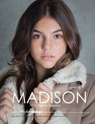 MADISON FASHION MAGAZINE - MAY 2019 # 44