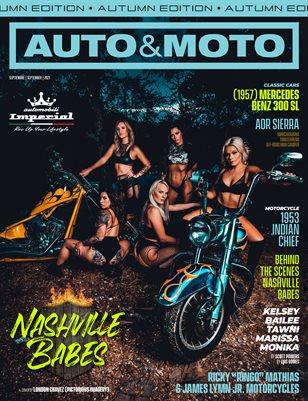 AUTO&MOTO MAGAZINE AUTUMN EDITION 2021