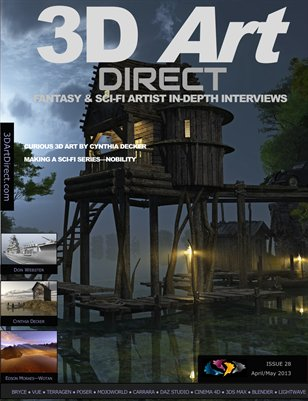 3D Art Direct Issue 28
