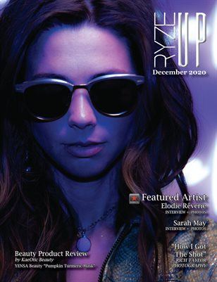 Ryze-Up Magazine December 2020