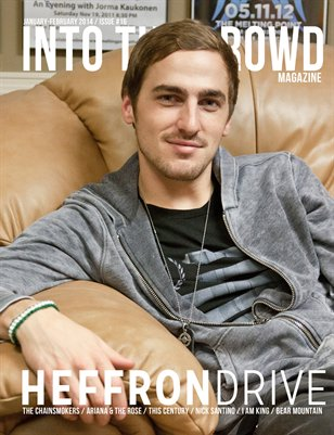 Into The Crowd Magazine | Issue 16