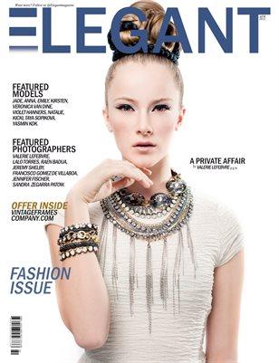 Fashion Book #5 (April 2014)