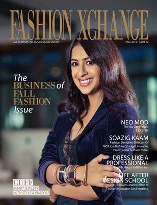 The Business of Fall Fashion (Issue #12)