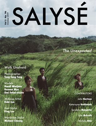 SALYSÉ Magazine   Vol 5 No 96   OCTOBER 2019  
