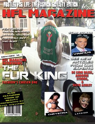 HFL Magazine: Fashion Royalty Edition