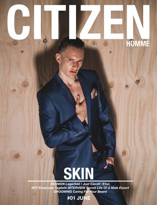 CITIZEN HOMME 01 (SKIN COVER 3)