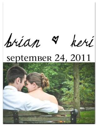 Brian & Keri