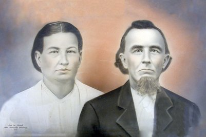 William and Sarah Thomas