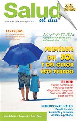 Edicion # 49, A�o X, Julio/Agosto 2013