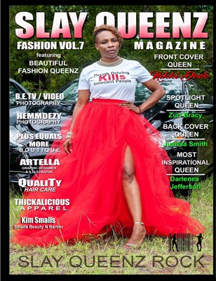 Slay Queenz Magazine Fashion Vol.7