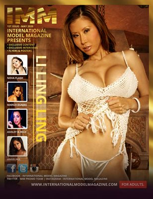 INTERNATIONAL MODEL MAGAZINE - LI LING LING