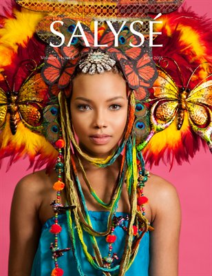 SALYSÉ Magazine | Vol 1:No 6 | June 2015