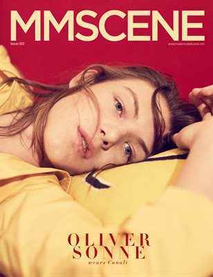 MMSCENE - OLIVER SONNE - PARKER GREGORY - BAKAY - ISSUE 022