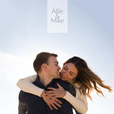 Allie & Mike
