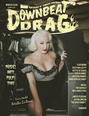 Downbeat Drag Vol.1, Issue 1