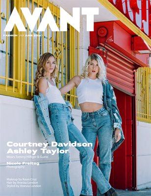 Courtney Davidson & Ashley Taylor