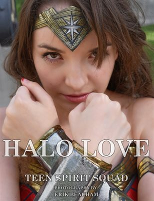 Halo Love - Wonder Woman