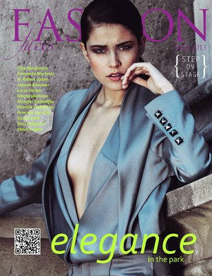 Fashion Faces May Issue 2013