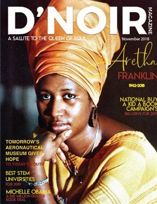 D'Noir Magazine