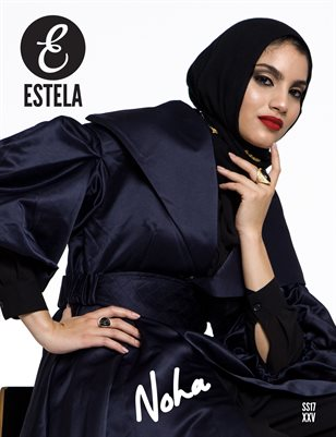 Estela Magazine: Issue XXV - Cover 1