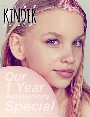 THAT KINDER MAGAZINE // ISSUE 6