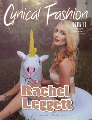 Cynical Fashion Mag Issue #14 Vol 2