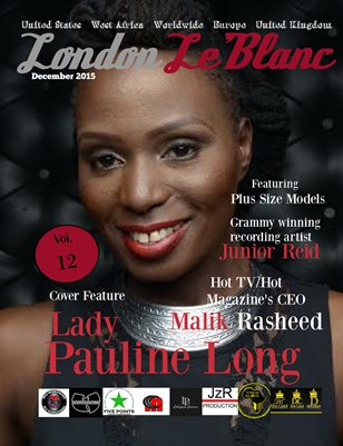 London Le'Blanc Magazine Volume 12