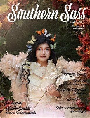 Southern Sass Magazine November 2018