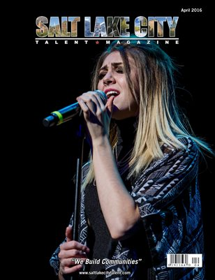 Salt Lake City Talent Magazine April 2016 Edition