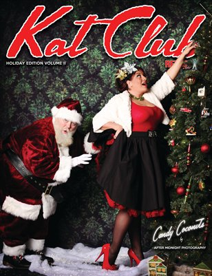Kat Club Holiday Edition Volume II - Candy Coconuts Cover