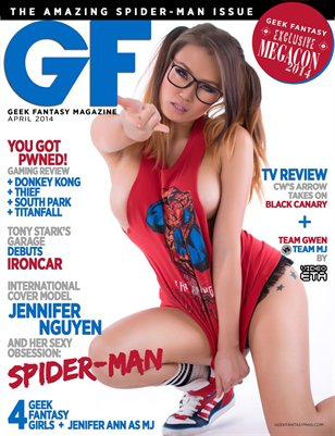 Geek Fantasy - April 2014