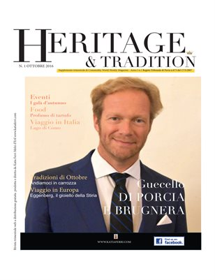 Heritage & Tradition Magazine 10/12 2016