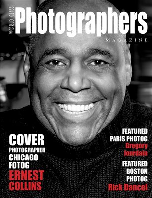 World Class Photographers Magazine with Ernest Collins