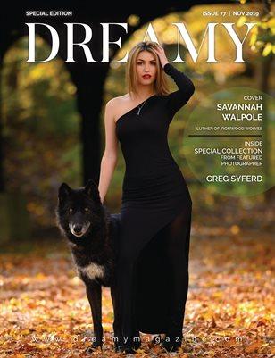 DREAMY Magazine | Issue 77