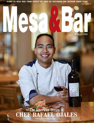 MESA&BAR Magazine - Sept/Oct 2018 - #9