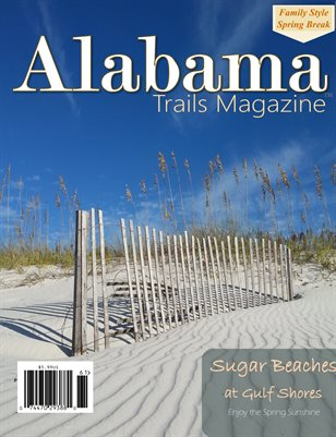 Alabama Trails Magazine Spring 2017
