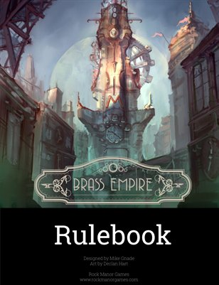 Brass Empire Rulebook