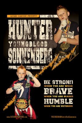Hunter Sonnenberg Humble Poster