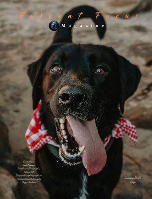 Fervent Focus Magazine: issue #21 Dogs