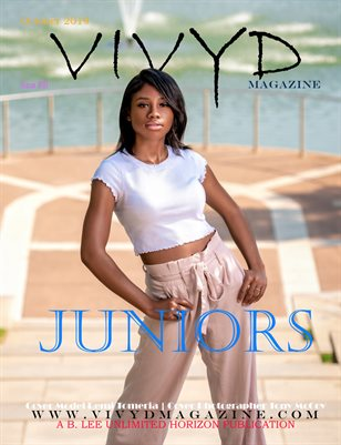 VIVYD Magazine Special Edition Juniors Issue #10