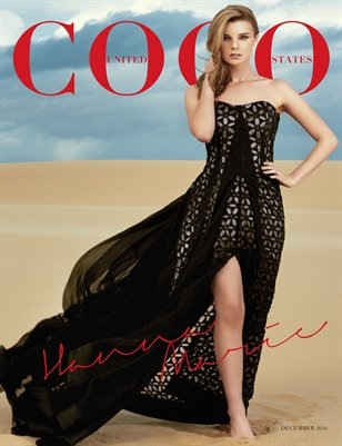 COCO Fashion Magazine Deluxe Signature Edition