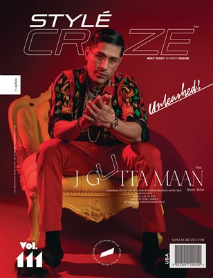 MAY 2021 Issue (Vol: 111) | STYLÉCRUZE Magazine