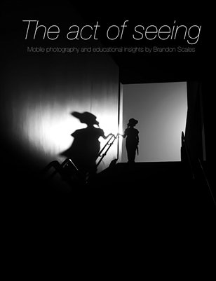 The act of seeing: Mobile photography and educational insight